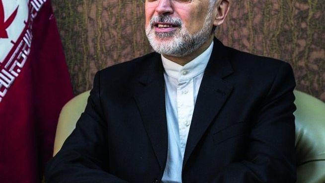 Politiker Salehi »Traut dem Westen nicht länger«