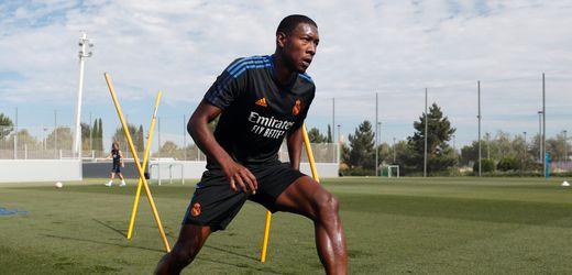 David Alaba soll bei Real Madrid in fünf Jahren garantierte 115 Millionen Euro verdienen