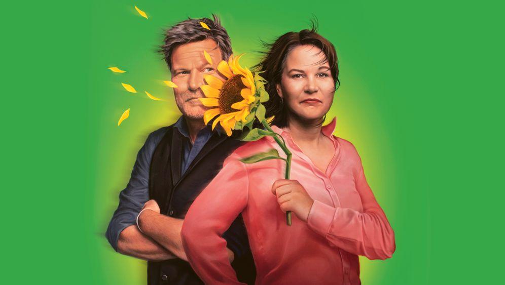 Grünenvorsitzende Baerbock: In der harten Realität des Wahlkampfs angekommen