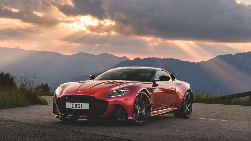 Aston Martin: Der Dienstwagen von James Bond