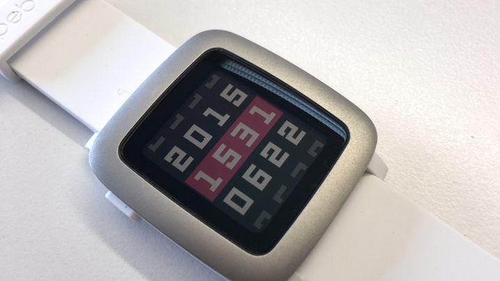 Smartwatch-Test: Das ist die Pebble Time