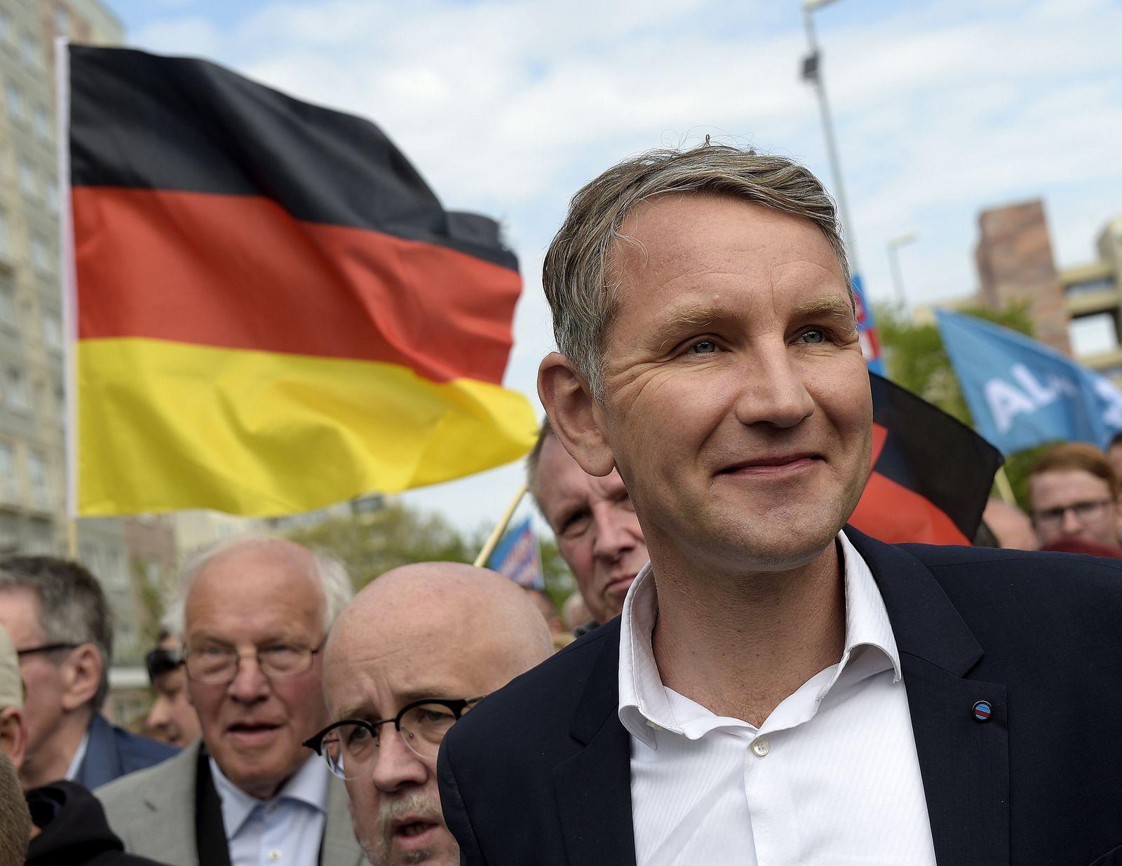 Björn / Bernd Höcke