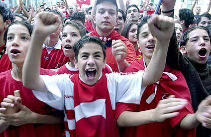 Türkischstämmige Kinder: Ihr statistisches Allergierisiko steigt mit der Integration