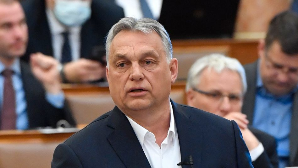 Fidesz-Vorsitzender Orbán