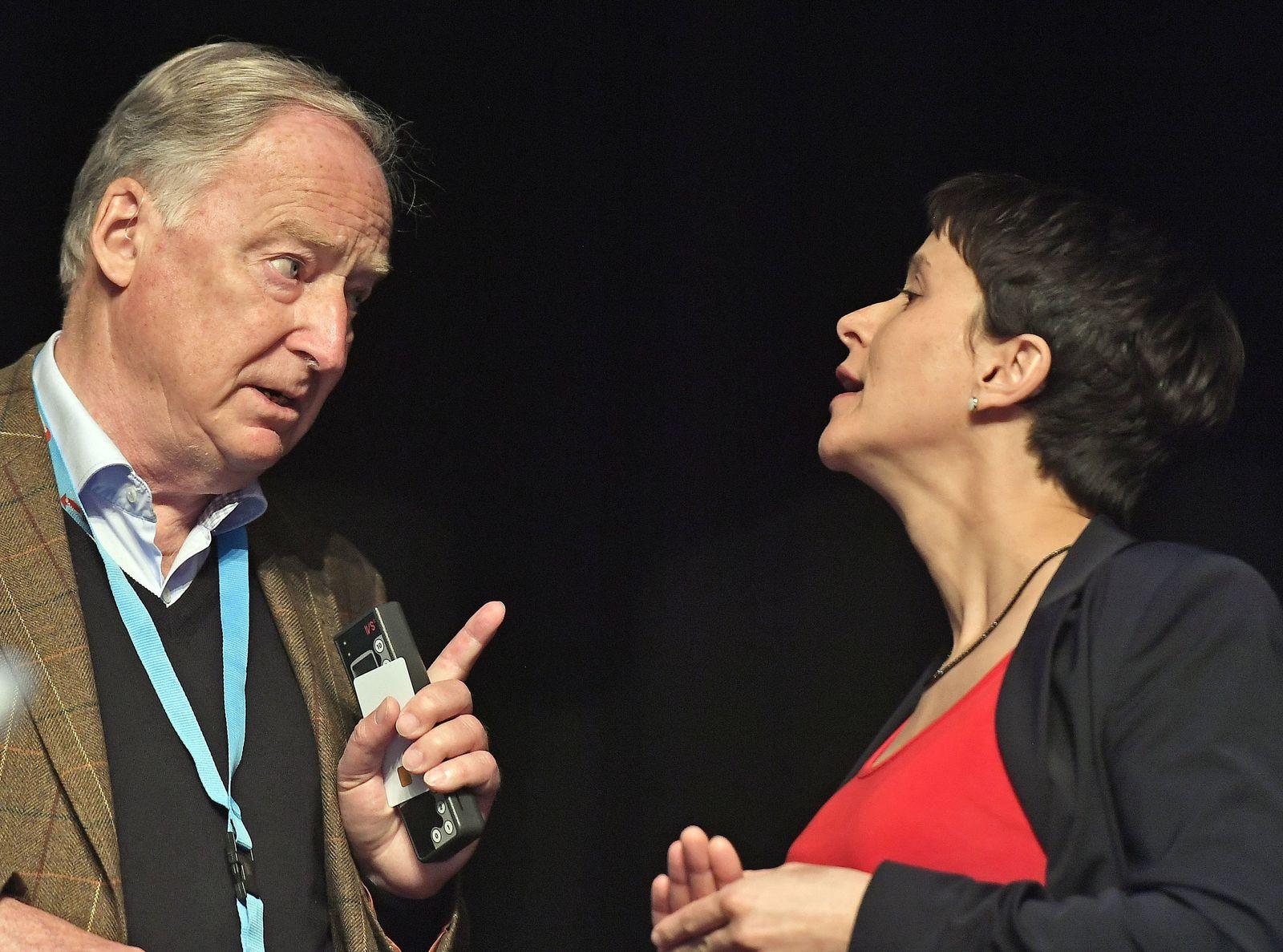 Köln/ AFD/ Parteitag/ Petry/ Gauland