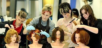 Friseurlehrlinge: Am schlechtesten bezahltes Handwerk in Deutschland