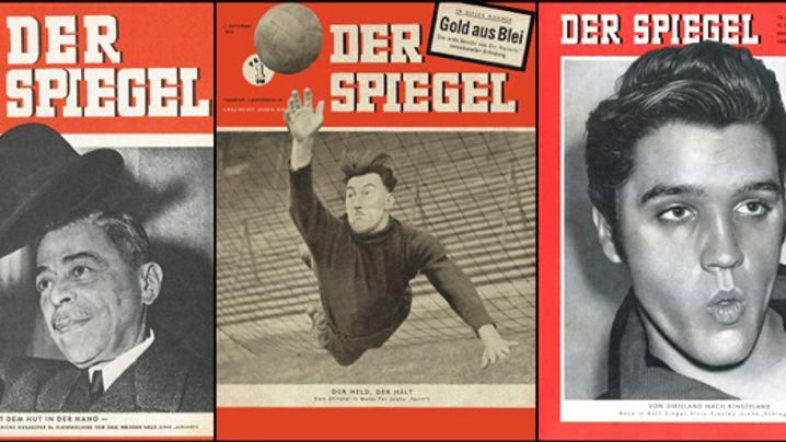 Titelbilder: SPIEGEL-Titel - die besten Cover des ersten Jahrzehnts