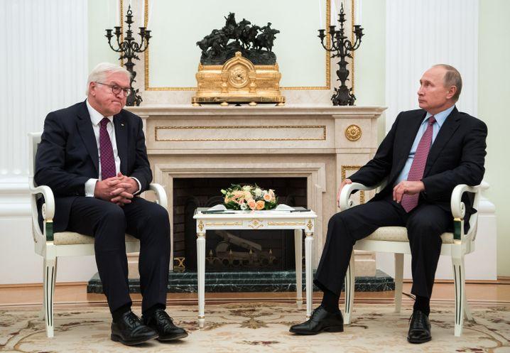 Steinmeier und Putin (2017)