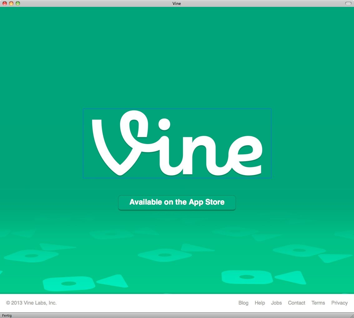 Screenshot/ Vine/ Twitter