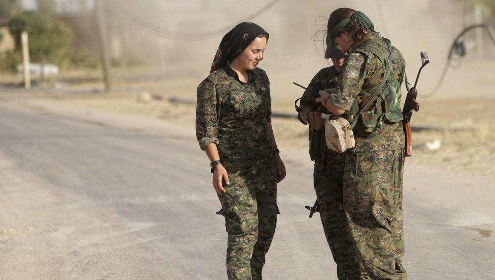 Frauen als Selbstmordattentäterinnen: Der Körper als Waffe