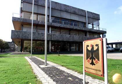 Verfassungsgericht: Schnell umtopfen, schon zählt das Urteil nicht mehr