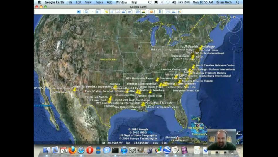 Positionsdaten: Überwachungs-Software verknüpft Foto-Metadaten mit Check-Ins