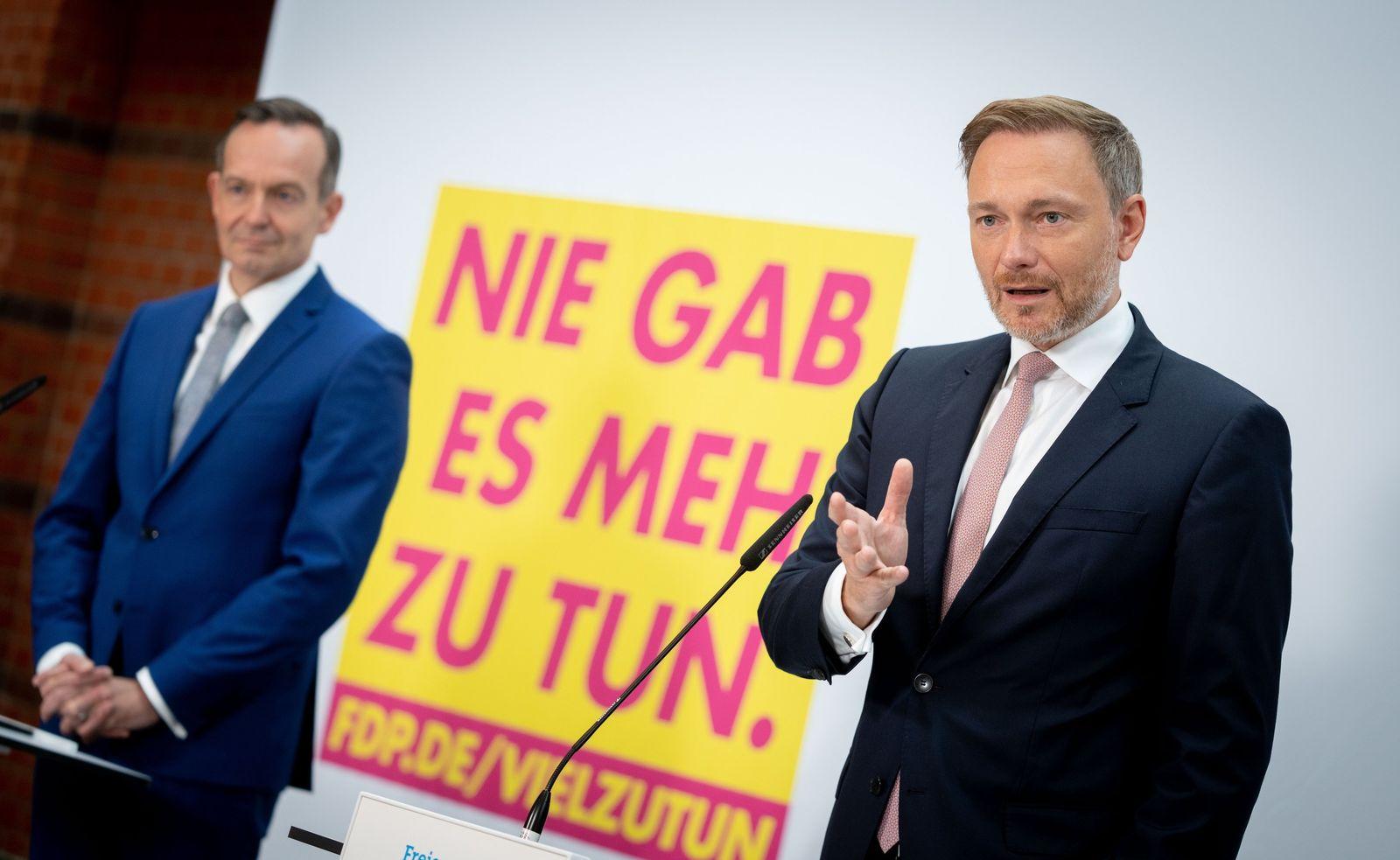 Bundestagswahlkampf - FDP