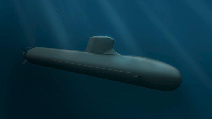 Fotostrecke: Neue Modelle für Australiens U-Boot-Flotte