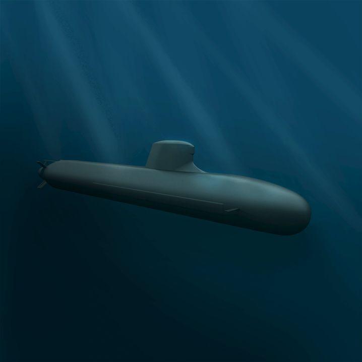 DCNS-Entwurf für die Royal Australian Navy