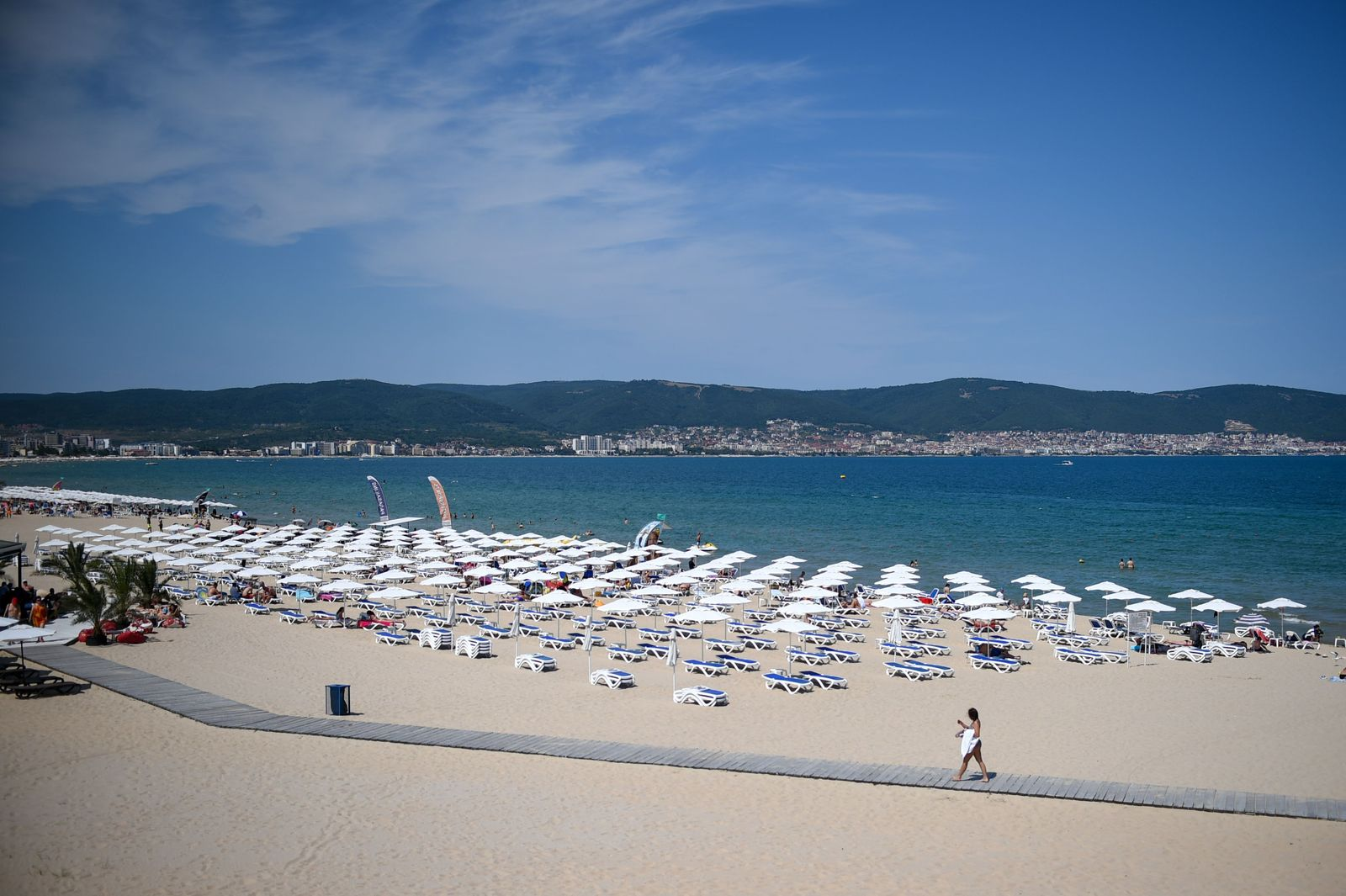 BULGARIA-HEALTH-VIRUS-TOURISM