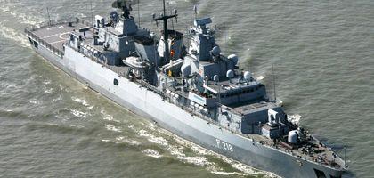 """Fregatte """"Mecklenburg-Vorpommern"""": Angriff vereitelt"""