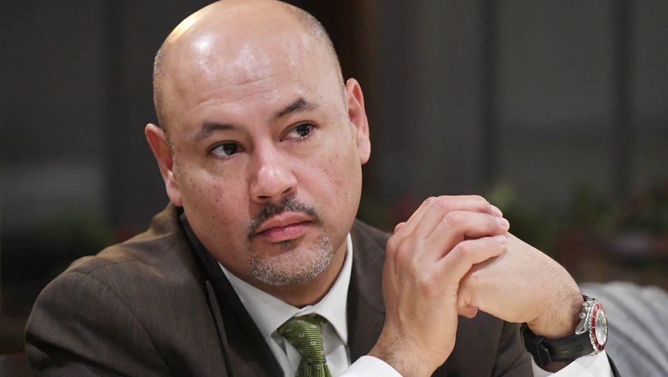 Alberto Ayala (Archivbild): Der Aufdecker hat große Zweifel