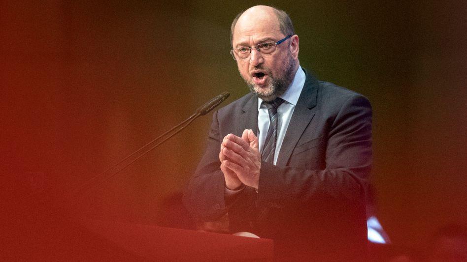 """Martin Schulz, ehemaliger SPD-Vorsitzender und Ex-Präsident des Europaparlaments: """"Der Spitzenkandidatenprozess ist tot"""""""