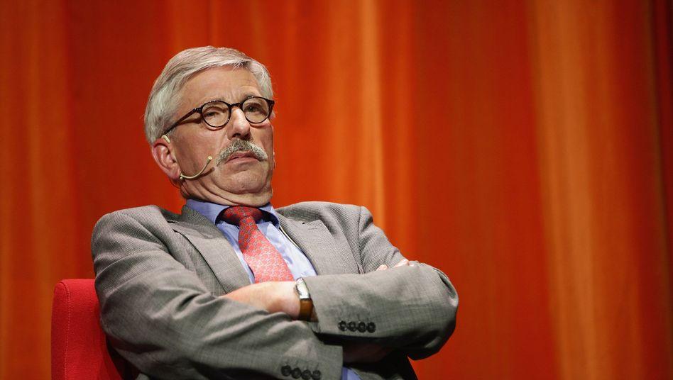 Thilo Sarrazin: Kurzer Prozess mit dem langjährigen SPD-Mitglied?
