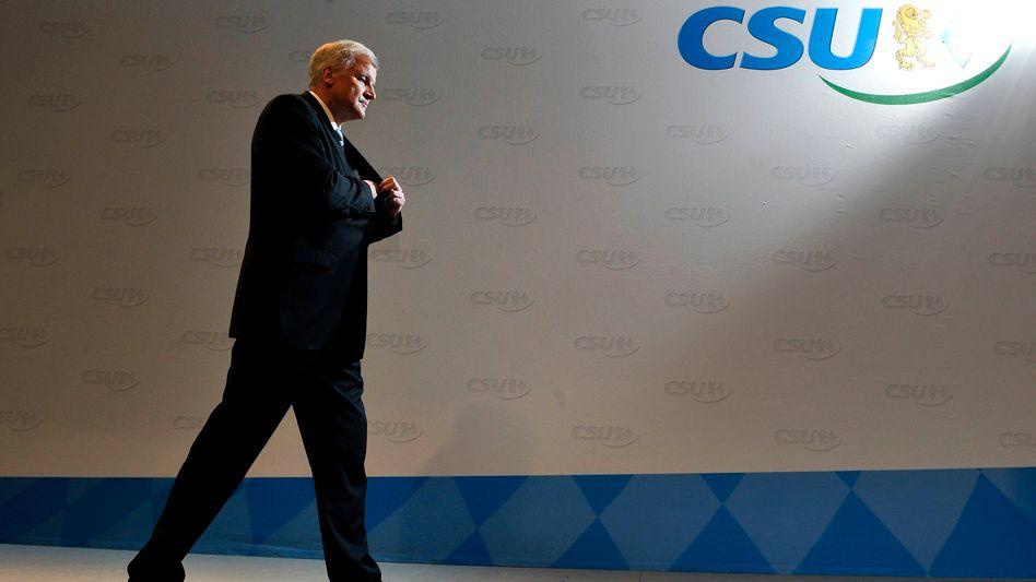 Ministerpräsident Horst Seehofer: Keine SMS von Vorgänger Beckstein