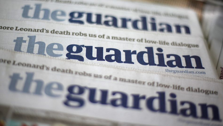 The Guardian was recently visited by British authorities and asked to destroy hard drives containing sensitive information from Edward Snowden.
