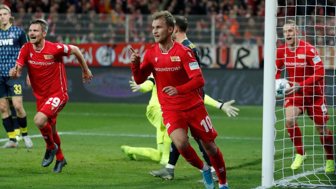 Köln Berlin Bundesliga