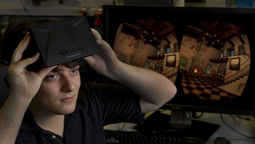 Virtuelle Realität: Die Geschichte von Oculus