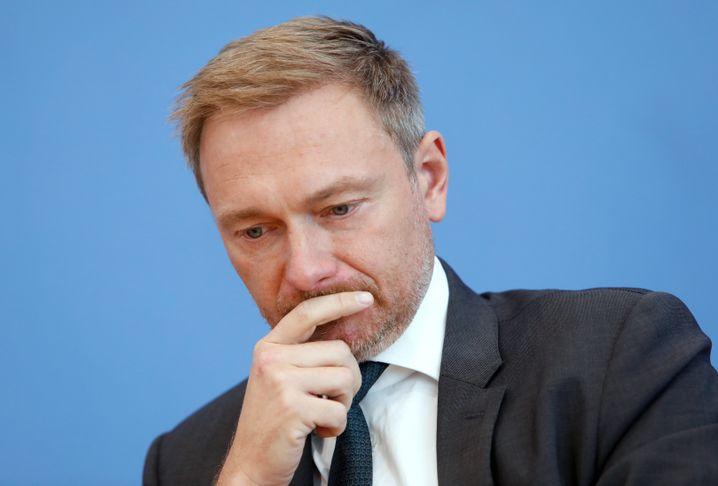 Christian Lindner hält Bodo Ramelow nicht für geeignet