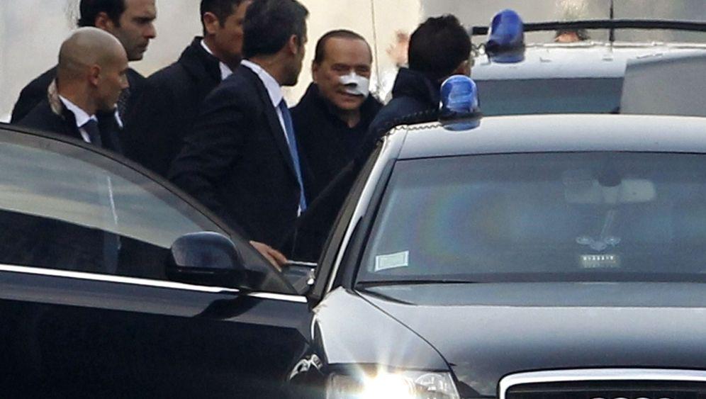 Silvio Berlusconi: Cavaliere als Phantom