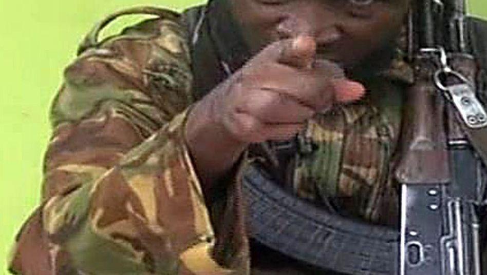Boko-Haram-Chef Abubakar Shekau: Bislang setzen die Regierungen seinem Terror wenig entgegen