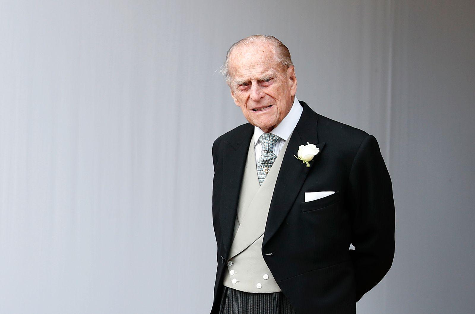 Prince Philip, Duke Of Edinburgh Dies at the Age of 99 Princess Eugenie Of York Marries Mr. Jack Brooksbank