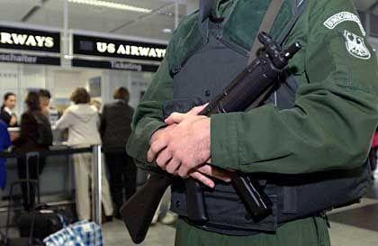 Flughafen München: Wachen könnten Pockengefahr kaum erkennen