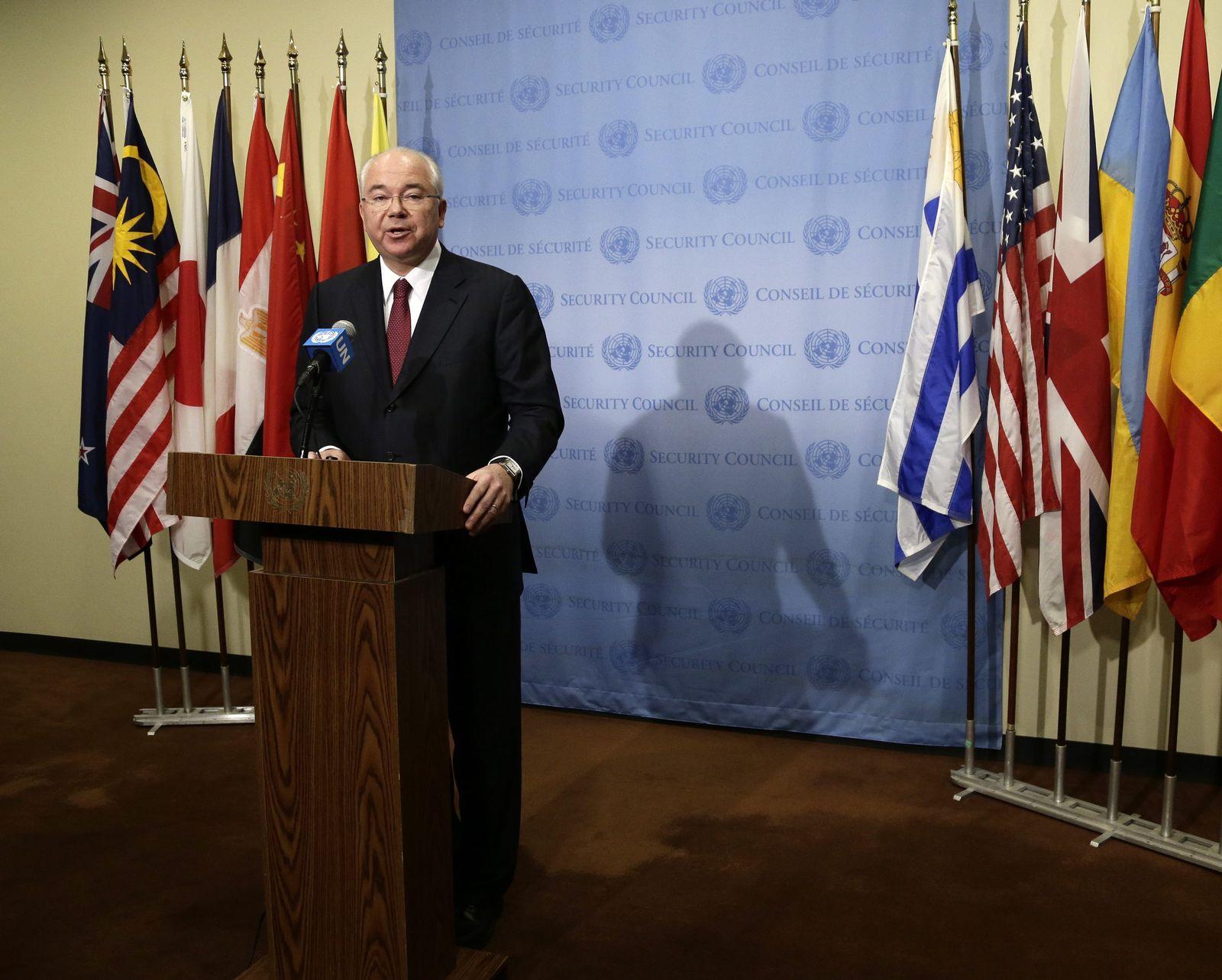 Sicherheitsrat