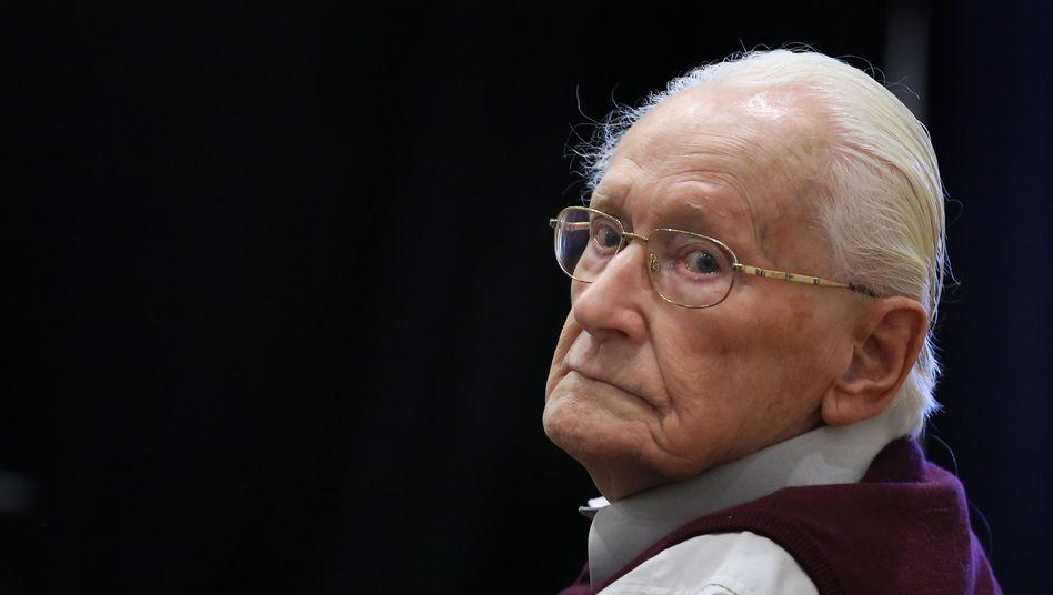 """Auschwitz-Prozess: """"Jeder, der diese Uniform trug, steht für den Terror"""""""