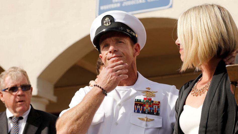 Edward Gallagher, früheres Mitglied der Navy Seals