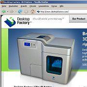 Desktop Factory 125ci: Für 4995 Dollar ein Schnäppchen unter den 3D-Druckern