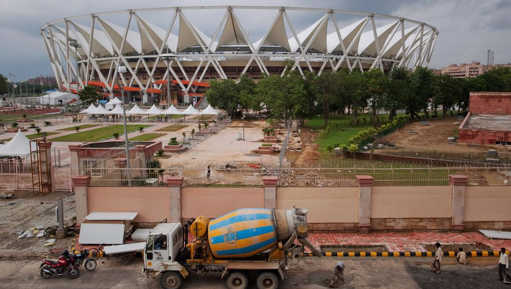 Commonwealth Games: Brücke, Barracke, Boykott