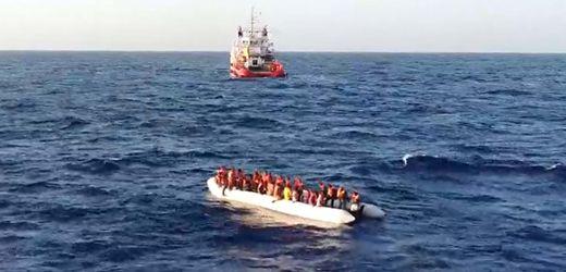 Migration: Zypern will zusammen mit Libanon Flüchtlinge stoppen