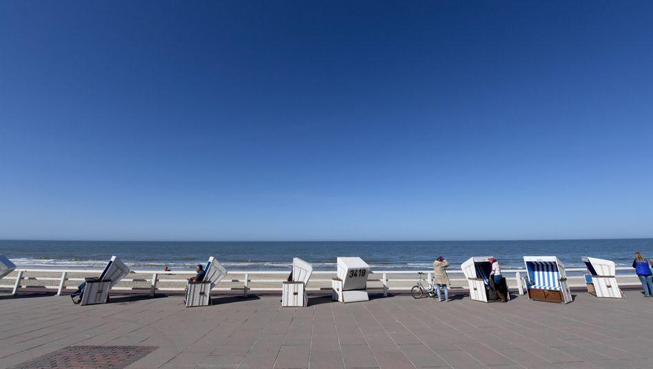 """Strand in Westerland: """"Wir kommen jetzt in eine neue Phase"""""""