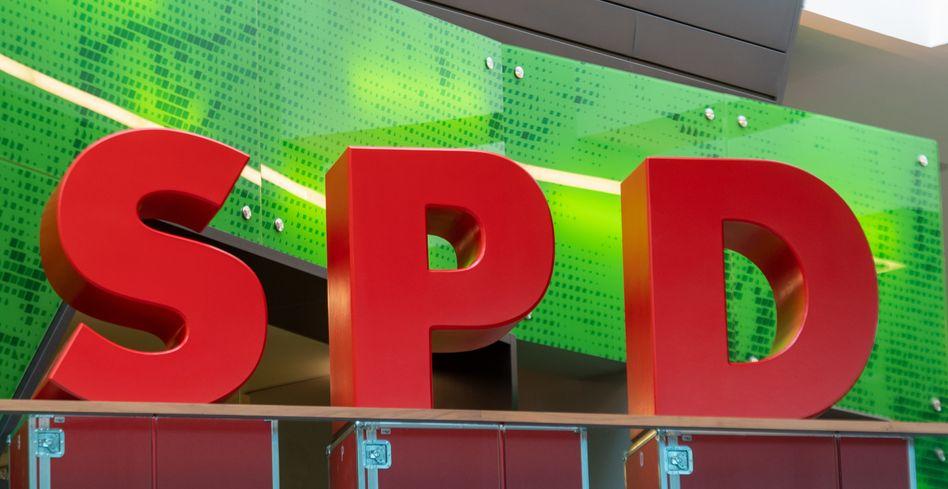 SPD-Schriftzug: Wert der Firmenbeteiligungen um 61 Millionen Euro gesunken