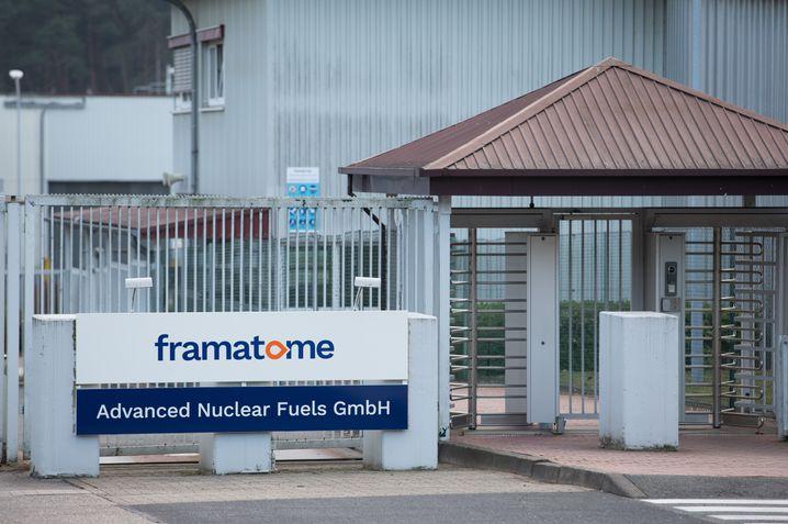 Atomfabrik in Lingen