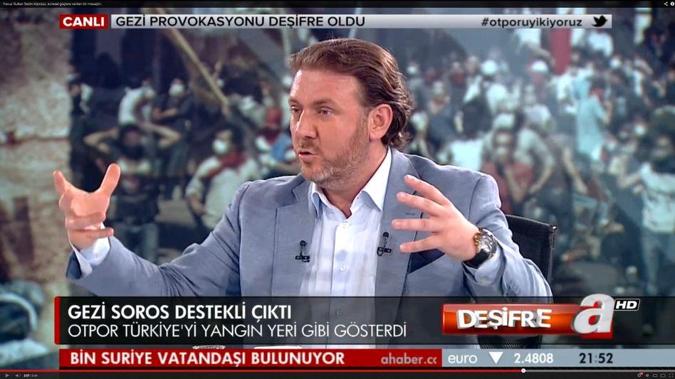 Chefberater Yigit Bulut: Vom liberalen Finanzanalysten zum AKP-Anhänger