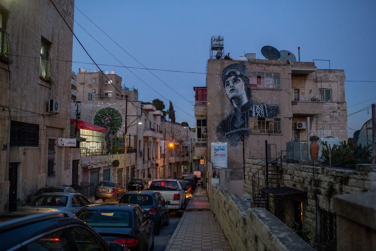 EINMALIGE VERWENDUNG Jordanien/ LGBT