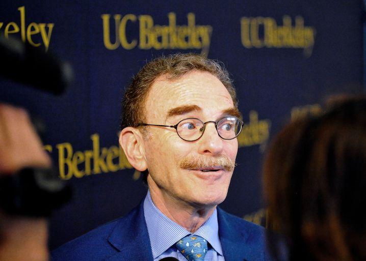 Nobelpreisträger Schekman im Jahr 2013