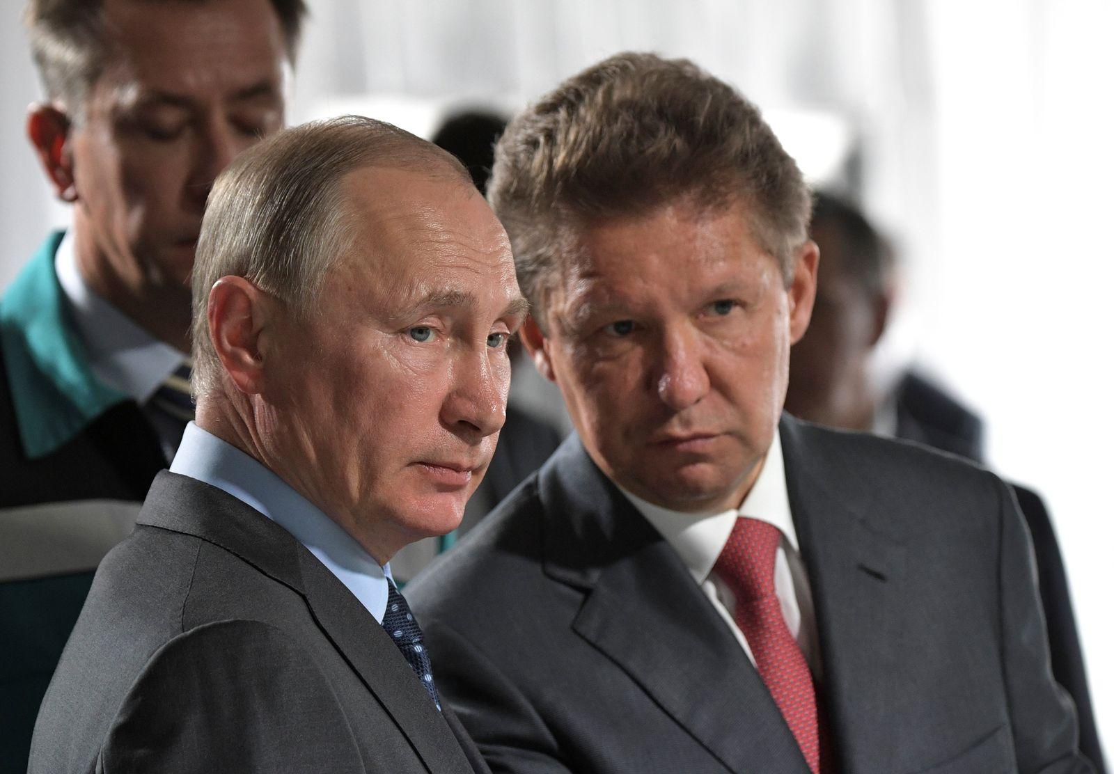 Putin / Alexei Miller