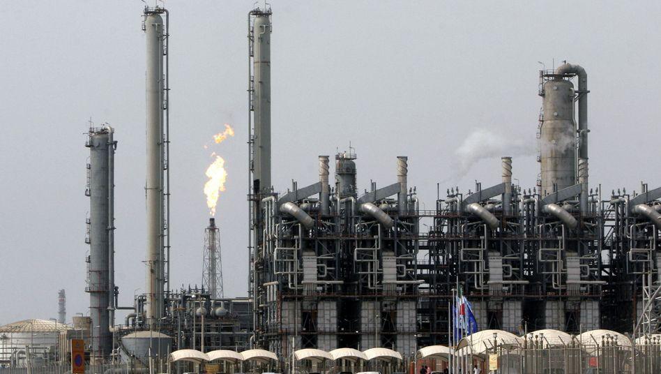 Ölraffinerie in Mahshahr, Iran (Archivbild)