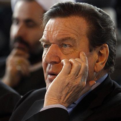 Gerhard Schröder im Iran: Kritische Rede geplant