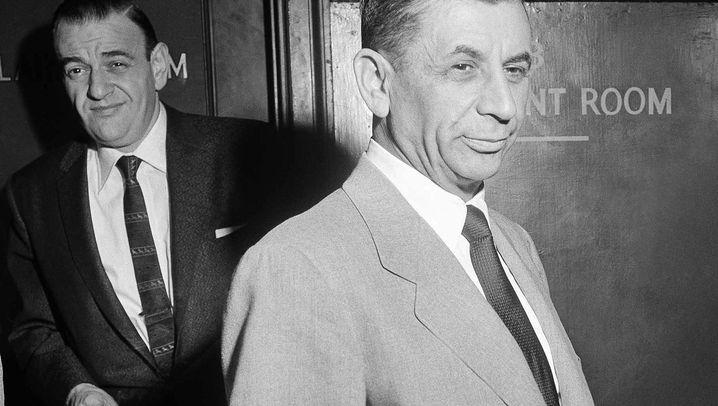 Meyer Lansky gegen Hoover: Geldwäsche, Alkohol und Glücksspiel