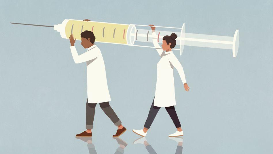 Corona-Impfungen werfen arbeitsrechtliche Fragen auf